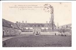 CARQUEFOU  --  Château De L'Epinais  --  L'Entrée (XVIIe Siècle) - Carquefou