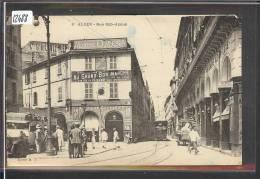 ALGERIE - ALGER - RUE BAB AZOUN  - TB - Algiers