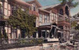 MAGDEBURG : VICTORIA THEATER Mit RESTAURANT U. CONZERT GARTEN - CARTE POSTALE VOYAGÉE En 1912 (n-191) - Magdeburg
