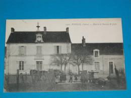 36) Vineuil - N° 1500 - Mairie Et Bureau De Poste Année  - EDIT - Desaix - France