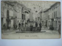 ORAISON LA GRAND RUE - Francia