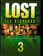 LOST - Les Disparus - Intégrale Saison 3  -  ( 7 DVD - Vol. 1, 2, 3, 4, 5, 6  7 ) . - Action, Aventure
