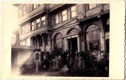 ISTANBUL : LA PATRIARCHIE [ PATRIARCAT / PATRIARCHATE ] - CARTE ´VRAIE PHOTO´ - ANNÉE : 1936 (n-196) - Turquia