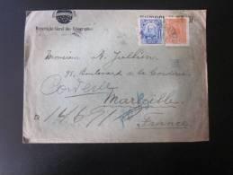 Reparticaos Geral Dos Télégraphos  Brazil Brésil Lettre Lettera Télégramme Serviço De Service 7/12/1920 Verso CAD FLIERS - Brasilien