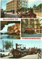 Nº5 ''COSTA DORADA'' TARRAGONA - TORREDEMBARRA - DIVERSOS ASPECTOS DE LA CIUDAD - Tarragona
