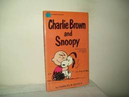 """By Challes M. Schulz (Edition Fawcett Crest 1970) U.S.A.   """"Charlie Brown And  Snoopy"""" - Libri, Riviste, Fumetti"""