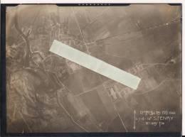 Stenay Argonne Meuse  Photo Aérienne Francaise  5/7 /1918  Poilus 14-18 WWI Ww1 1wk 1914-1918 - War, Military