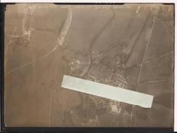 Stenay Argonne Meuse  Photo Aérienne Francaise  14/8/1918  Poilus 14-18 WWI Ww1 1wk 1914-1918 - Guerra, Militari