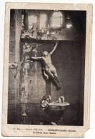 Cpa Guerre 1914-1915 - Marquivillers (Somme) - Le Christ Dans L'église - Guerre 1914-18