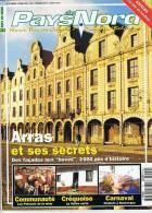 PAYS DU NORD N° 9 -janv. Fév.1996 - ARRAS Chinois De Noyelles Créquoise Jets De Houblon Polonais Carnaval - Tourisme & Régions