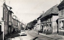 77 CONDE-SAINTE-LIBIAIRE - Rue Pasteur - CPSM - Voiture - Other Municipalities