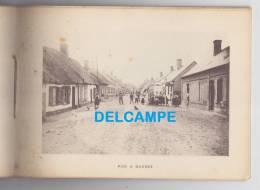 - CAYEUX SUR MER - Maison SENET - 1910/1920 - Rue A. Baudet - Port Hourdel ... Papier F. Barjon à Moirans (Isére) - Culture