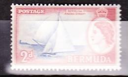 Bermuda, 1953, SG 138, Mint Hinged - Bermudes