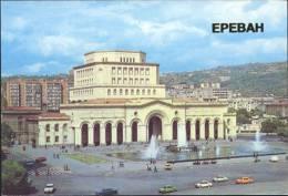 USSR. 1986. Soviet Capitals. Erevan - Calendars