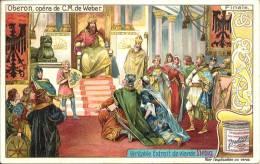 Image Publicitaire - LIEBIG - Oberon, Opéra De C.M. De Weber - Finale - Publicité