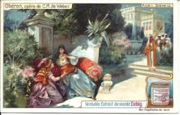 Image Publicitaire - LIEBIG - Oberon, Opéra De C.M. De Weber - Acte 1 Scène 12 - Publicité