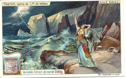 Image Publicitaire - LIEBIG - Oberon, Opéra De C.M. De Weber - Acte II Scène 9 - Publicité