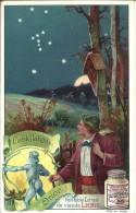 Image Publicitaire - LIEBIG - Constellations - Orion - Publicité