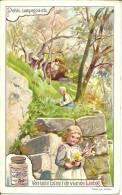 Image Publicitaire - LIEBIG - Petits Campagnards - Publicité