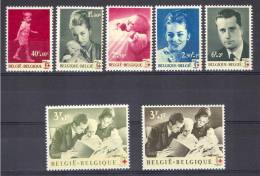 Belgique 1262/68 ** - Belgique