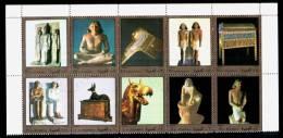 EGYPT / EGYPTOLOGY. - Viñetas De Fantasía