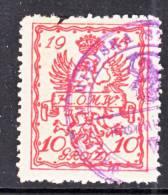 Poland  LOKALAUSGABEN  2  (o) - ....-1919 Provisional Government