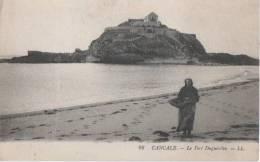 .CANCALE ( Le Fort Duguesclin .) - Cancale