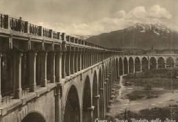 PIEMONTE - CUNEO -  Nuovo Viadotto Sulla Stura - Cuneo