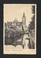AK Danzig Katharinenkirche - Danzig