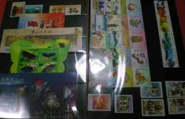 Rep Of China Taiwan Complete Beautiful 2011 Year Stamps Without Album - Collections, Lots & Series