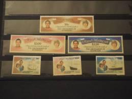 ST. VINCENT(grenadines)-1981 MATRIMONIO 6  Valori -NUOVI(++)-TEMATICHE - St.Vincent E Grenadine