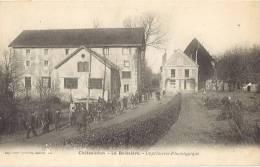 EURE ET LOIR 28.CHATEAUDUN LA BOISSIERE IMPRIMERIE PHOTOTYPIQUE - Chateaudun