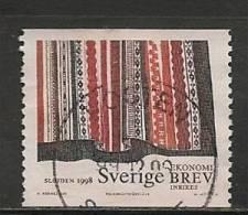 SWEDEN - 1998  Yvert # 2026 - USED - Oblitérés