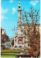 Madrid - Monumento A Colón: SEAT TAXI - Car/Auto - Spain - Taxis & Fiacres