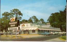 GULFPORT: The Friendship House Restaurant Mississipi Gulf Coast - Autres