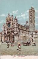 SIENA   -  LA CATTEDRALE BELLA FOTO D´EPOCA ORIGINALE 100% - Siena