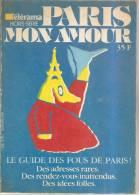 Télérama Hors Serie-paris Mon Amour - Paris
