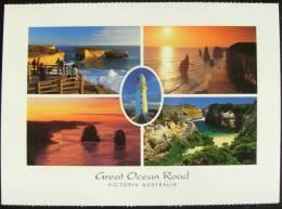 Great Ocean Road   - Multy View - Australia