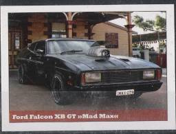 """Ford Falcon XB GT """"Mad Max"""" Sticker - Size:70x50 Mm. Aprox. - Collection Of Vintage Cars - Otros"""