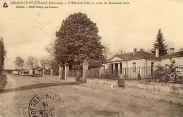 SAINT-JEAN D'ILLAC - ROUTE BORDEAUX ARES  ECOLE AMIRIE - France