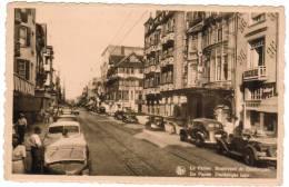 De Panne, La Panne, Boulevard De Dunkerque, Duinkerkelaan (pk8900) - De Panne
