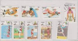 CUBA , Sports - Francobolli