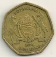 Botswana  2 Pula  2004  KM# 25a - Botswana