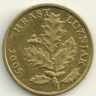 Croatia  5  Lipa  2005  KM# 15 - Croazia