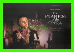 POSTERS ON CARD -  THE PHANTOM OF THE OPERA  - GERARD BUTLER - JOEL SCHUMACHER FILM  - - Affiches Sur Carte