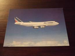 AirFrance Airlines OLD Carte Postale - 1946-....: Moderne