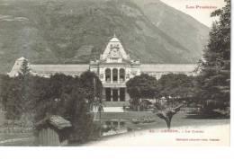 CPA PIONNIERE LUCHON (Haute Garonne) - Le Casino - Luchon