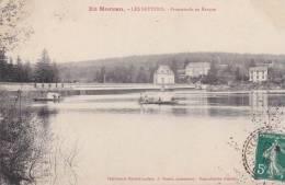 CPA 58 - En Morvan - Les Settons - Promenade En Barque - Sin Clasificación
