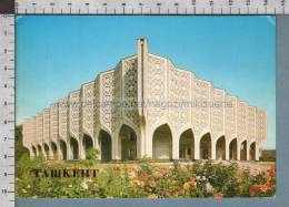 R9281 Uzbekistan TASHKENT EXHIBITION HALL OF THE UZBEK ARTISTS UNION VG - Uzbekistan