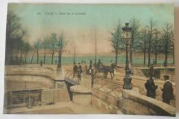 LILLE - Pont De La Citadelle (animée) - Lille